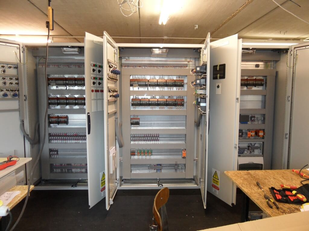 Control Panel Manufacture - TRI Control Systems